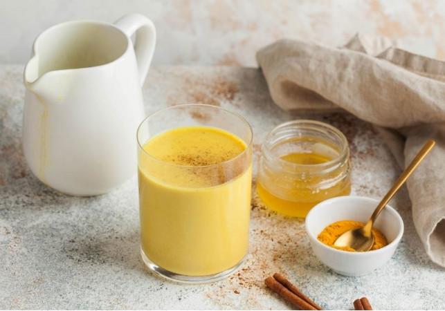 Zlatno mleko za super dan