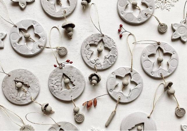 Ukrasi od keramike: uradi sam koraci