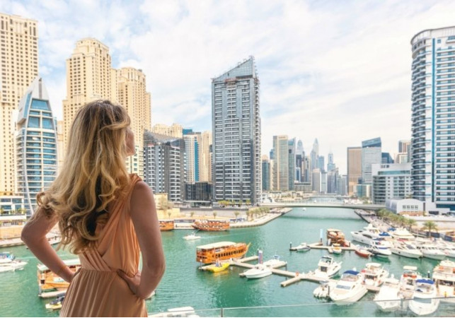 Tamarina razglednica iz Dubaija: relaksirajući odmor i aktivni turizam