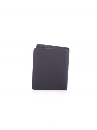 ESQUIRE Kožni crni novčanik sa RFID zaštitom