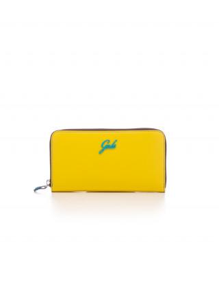 GABS Žuti kožni novčanik