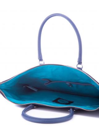 GABS G3 Kožna plava tašna u tri oblika