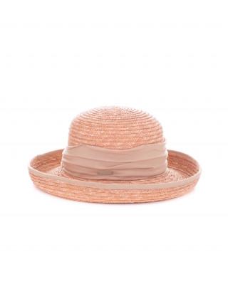 SEEBERGER Bež damski šešir