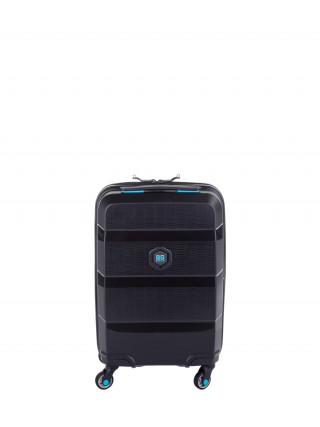 BG BERLIN Zip2 Crni mali kofer