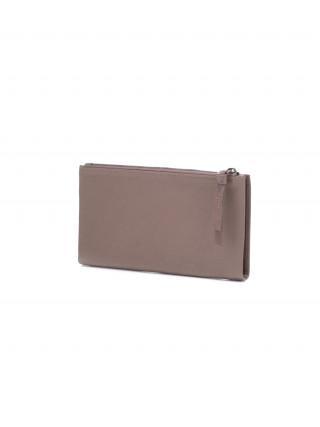 BIBA Valley Kožni sivi novčanik