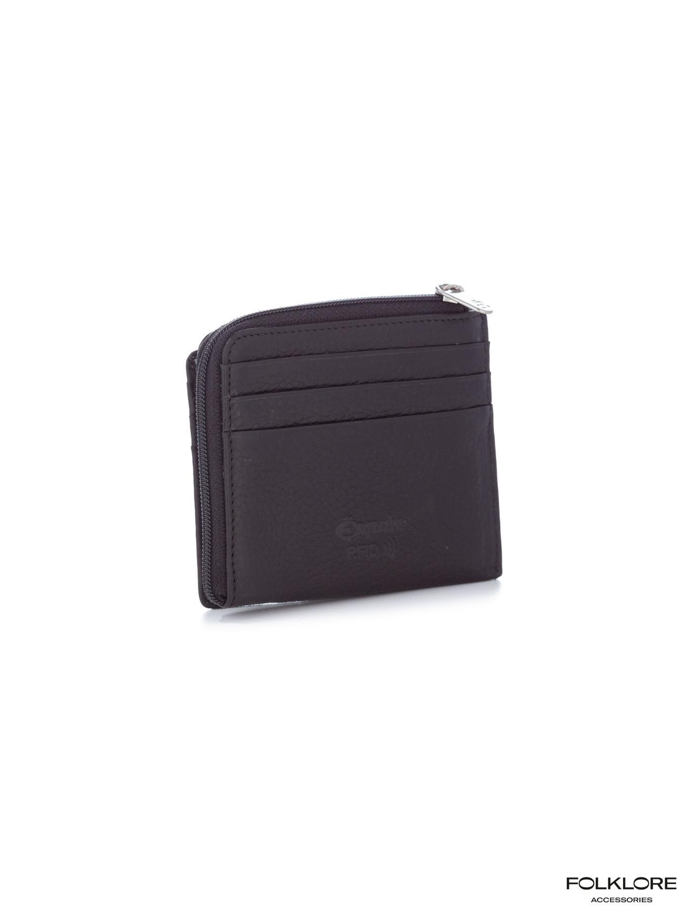 ESQUIRE Crna futrola za kartice sa RFID zaštitom