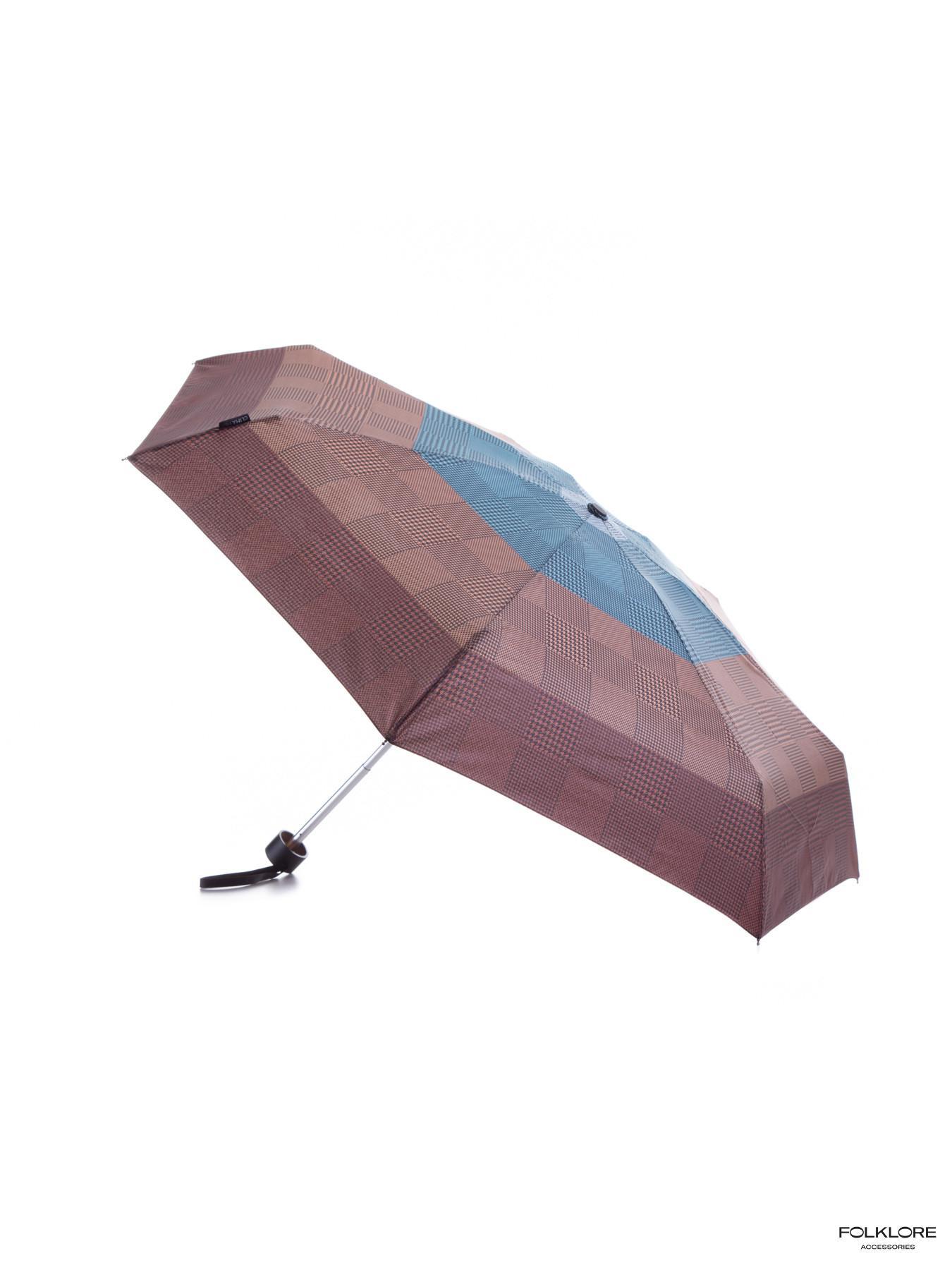 CLIMA Mali karirani kišobran